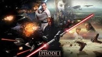Star Wars Episode 1 The Phantom Menace 1999