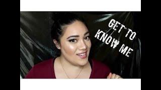 Get To Know Me   Kendra Faletagoai