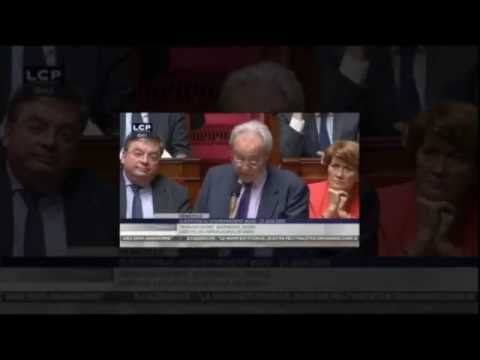 LCP - Bernard Debré demande l'interdiction des