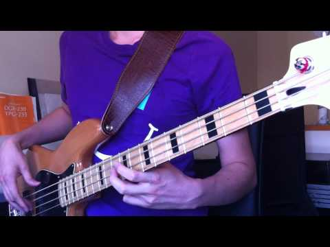 [Bass Cover] The Beatles - Being For The Benefit Of Mr. Kite!