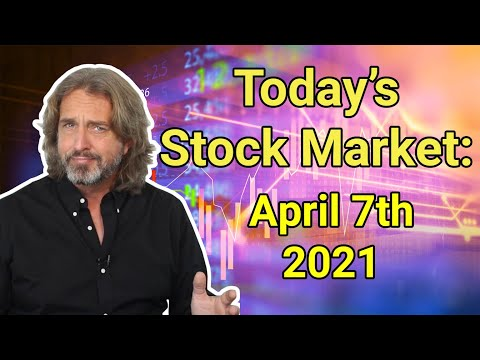 Stock Market Today | April 7, 2021