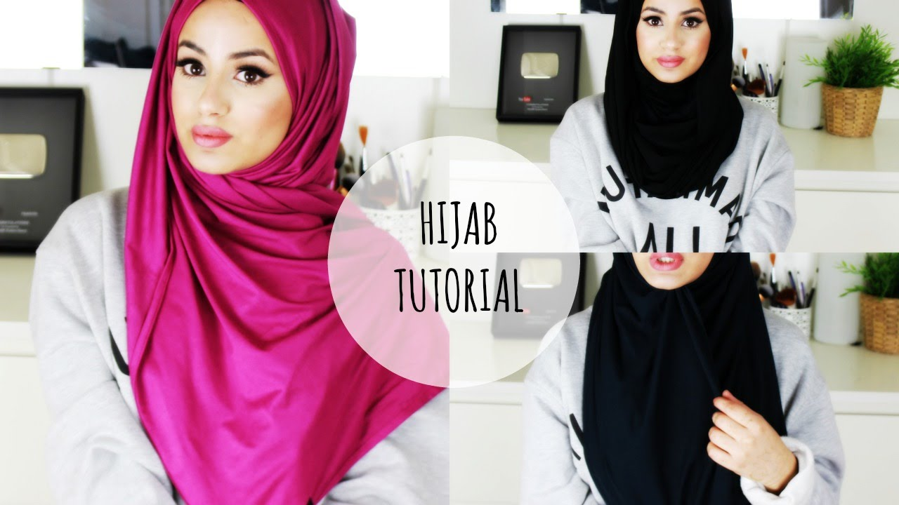 Tutorial Style Hijab 17 Best Ideas About Hijab Tutorial On