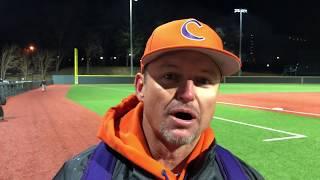 Clemson Baseball || Lee, Sharpe - 3/22/19
