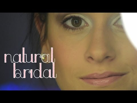 Very Natural Bridal Makeup | ft Tanya Behmer Breaking the Law | Step by Step