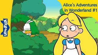 Alice's Adventures in Wonderland 1 | Down the Rabbit Hole | Stories for Kids | Fairy Tales
