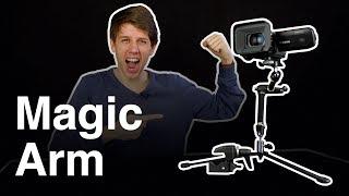Manfrotto Magic Arm #Equipment