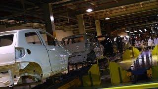 Brasil abre temporada de novas fábricas de automóveis