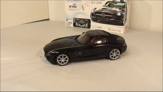 Silverlit Toys: Mercedes-Benz SLS AMG Interactive Bluetooth R/C Car Review