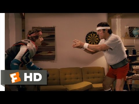 Hot Rod (2/10) Movie CLIP - Fighting Frank (2007) HD