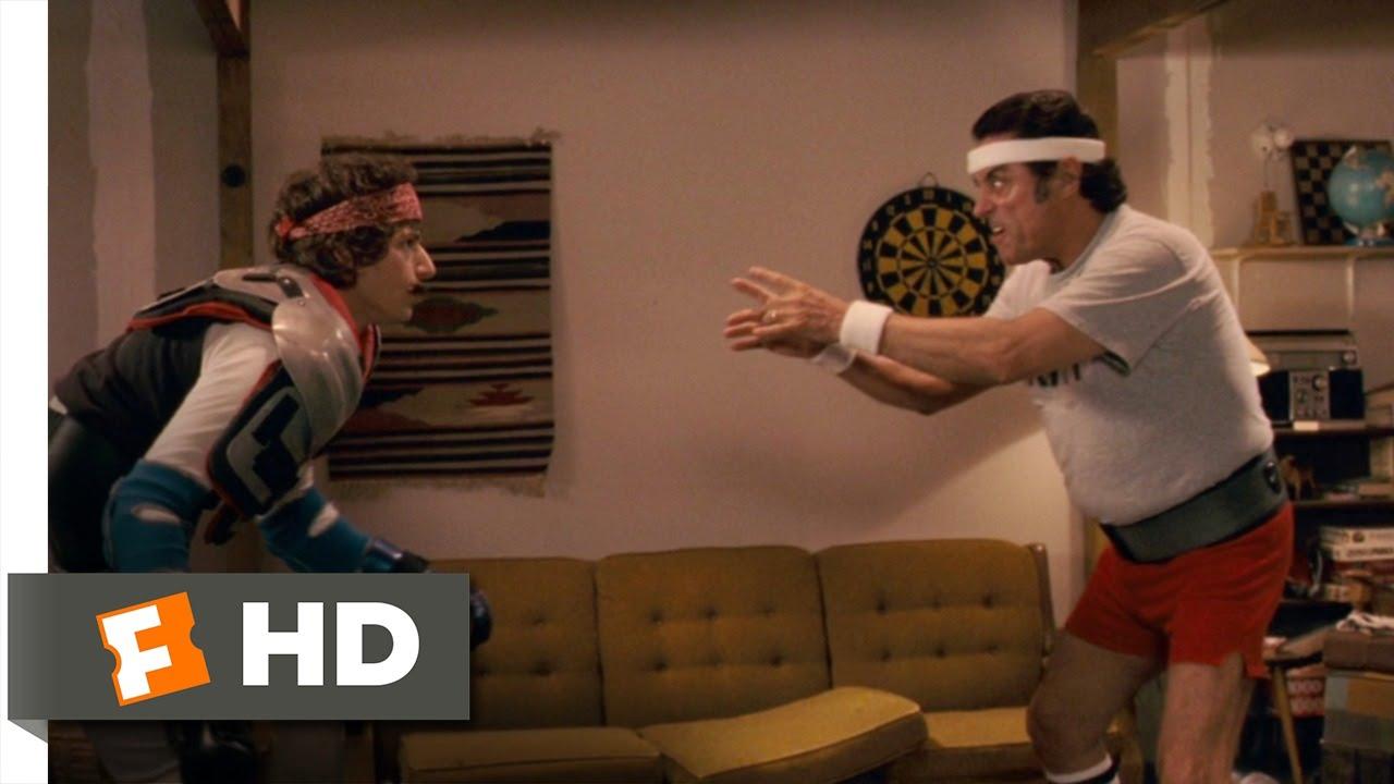 Hot Rod (2/10) Movie CLIP - Fighting Frank (2007) HD - YouTube