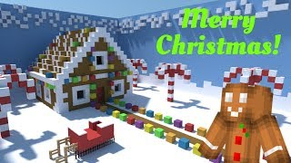 Merry Christmas! - Mineplex Gingerbread Chest Opening! - Minecraft