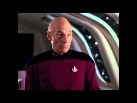 [TNG: Who watches the Watchers] S3EP.4, Picard and Nuria