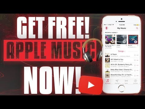 NEW* Download & Listen OFFLINE FREE APPLE MUSIC iOS 10 - 11 (No Computer / No Jailbreak)
