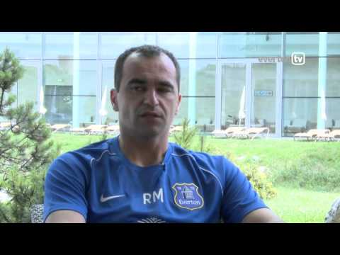 Martinez on Robles and Deulofeu