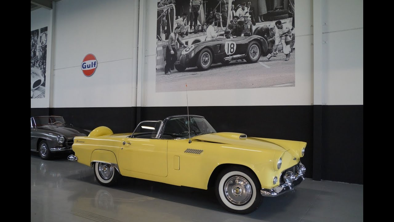 1956 Ford Thunderbird Convertible Restored for sale