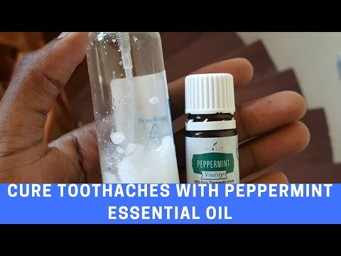 curing-tooth-aches-with-peppermint-essential-oil