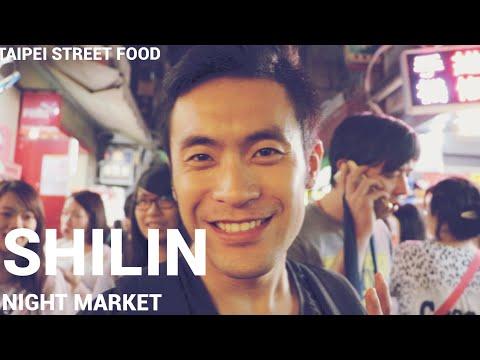 Shilin Night Market - TAIWAN Street Food