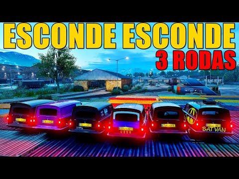 ESCONDE ESCONDE COM O CARRO DE 3 RODAS - FORZA HORIZON 4 ONLINE - GAMEPLAY thumbnail