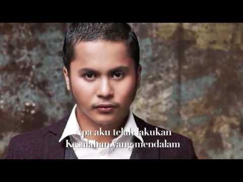 [Lirik Video] Hafiz Suip - Patah Hati