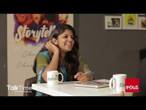 Aparna Balamurali in Talk Time with Mathukkutty