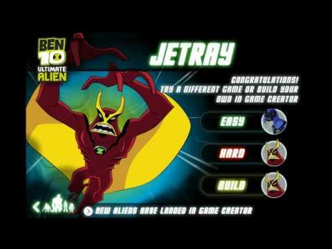 Ben 10 Ultimate Alien Galactic Challenge part 1