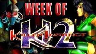 WEEK OF! KILLER INSTINCT 2 Part 1
