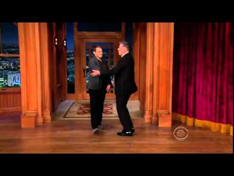 The Late Late Show with Craig Ferguson 15 10 2013 Michael C Hall & Laura Bell Bundy