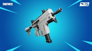 Fortnite - Burst SMG | New Weapon