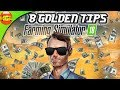[Farming simulator 18] 8 Golden tips that help you to grow very quickly and earn more money in fs 18