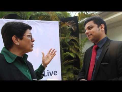 Dr Kiran Bedi - Interview