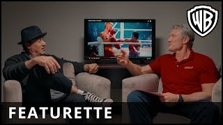 "CREED II – ""Sylvester Stallone & Dolph Lundgren – Meeting First Time"" Featurette – Warner Bros. UK"