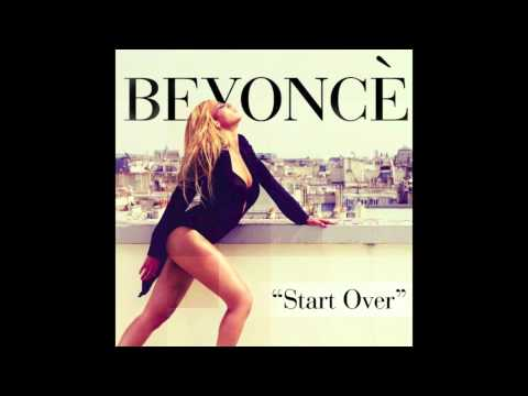 Beyonce- Start Over (Audio) Lyrics !