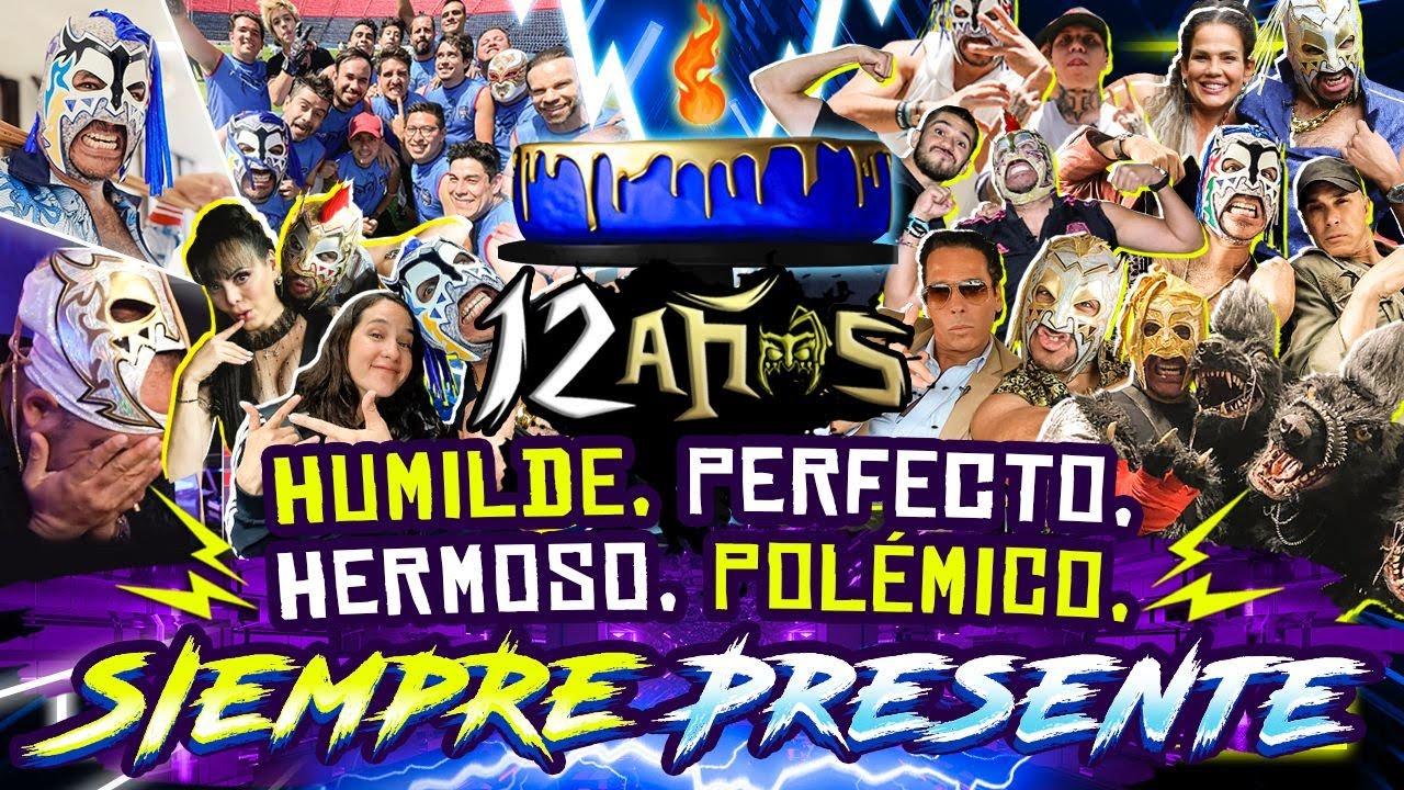 12 años de Peluche en el Estuche, felicitaciones y mejores momentos del ESCORPIÓN  #Escorpión12Años