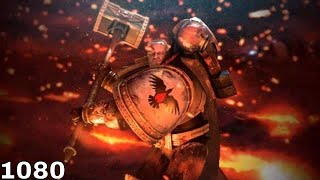 Warhammer 40000 Dawn of War 2 Retribution (Game Movie) (1080)