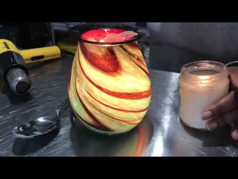 Quick Fix - Coconut Wax Candle  - Wooden Wick
