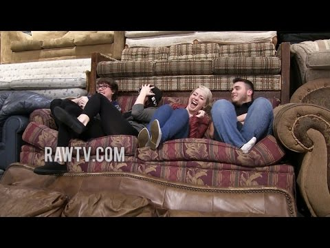 RAWTV Episode 4 - Couch Surfing