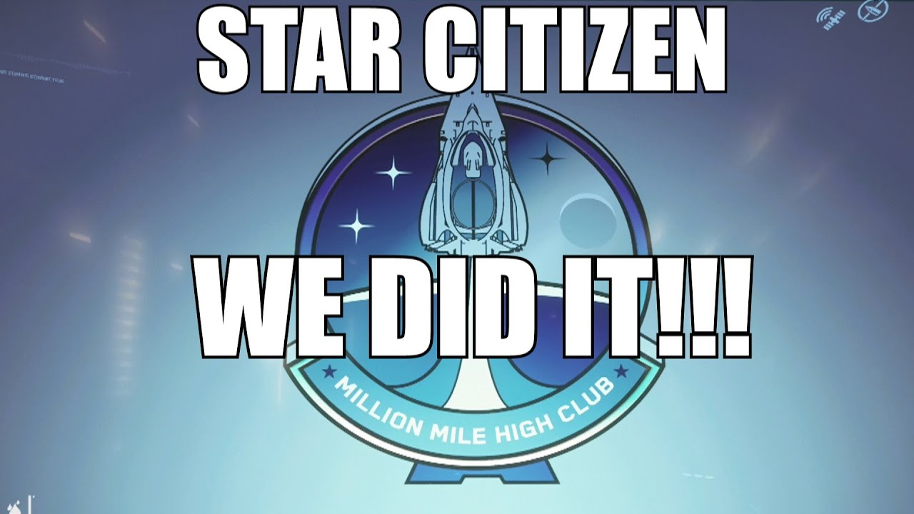 Star Citizen! Million mile high club! A secret room on Arc corp in Area 18!