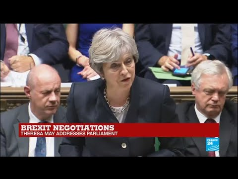 REPLAY - Watch Theresa May's address to Parliament on Brexit negotiations