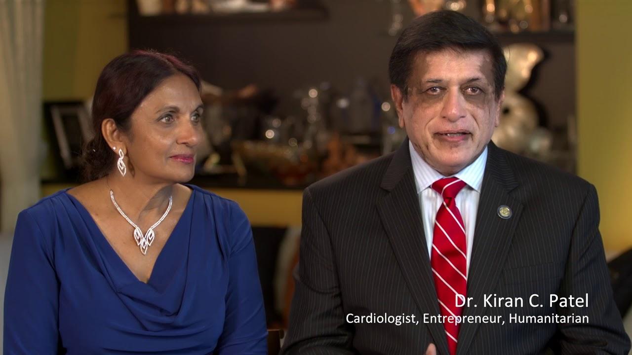 Patel Family Foundation Gift To Nsu Youtube