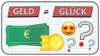Wie viel Geld macht glücklich? Auf der Suche nach dem Glück