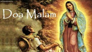 Doa Malam Katolik [Penyerahan Kepada Bunda Maria Guadalupe]