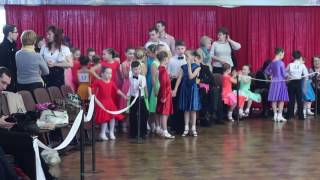 Танцуют дети! Видео от ТСК Вариант, Ульяновск [HD] Спортивные бальные танцы(Ансамбль спортивного бального танца