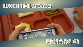 Clash of Clans - Lunch Time Attacks - Feat. 4 Clan Members! - Episode #3