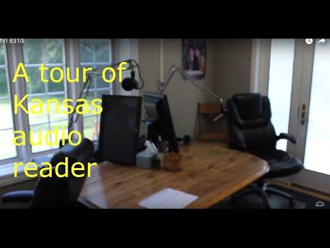 This is Kansas Audio Reader  a radio reading service- take the tour!