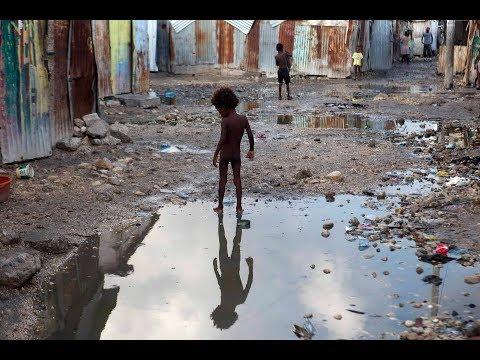 Гаити! Одна из беднейших стран мира!