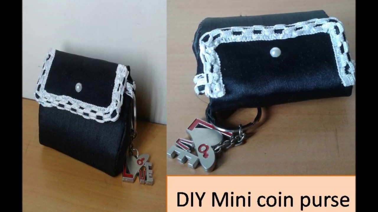 2f9749627db5 Easy Handmade Purse for keeping coins Complete tutorial from Plastic bottle