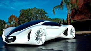 Пять НЕВЕРОЯТНЫХ машин будущего