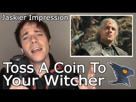 Toss A Coin To Your Witcher (NO AUTOTUNE) - Epic Cover