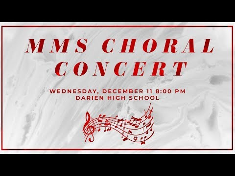 Middlesex Middle School Choral Concert No. 2