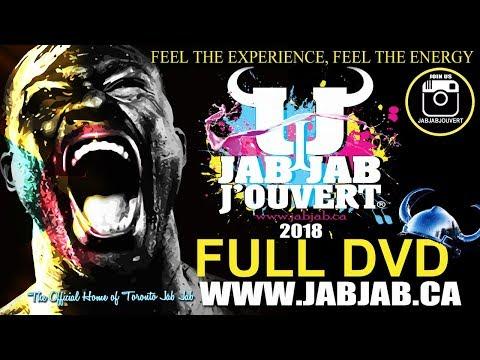 JAB JAB JOUVERT 2018 - FULL DVD !!!
